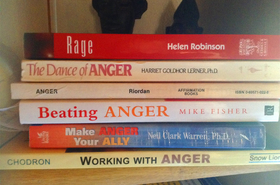 Anger Books